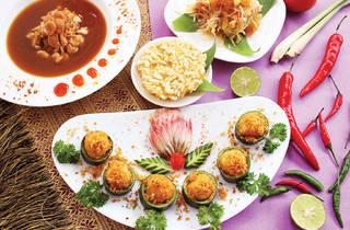 Zuan Yuan Thai-licious menu