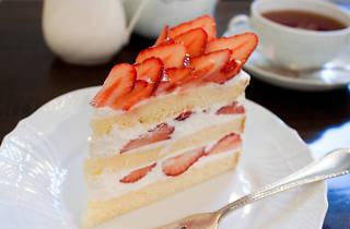 Tea & Cake Grace