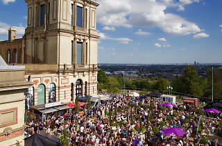 Alexandra Palace Street Food and Craft Beer Festival