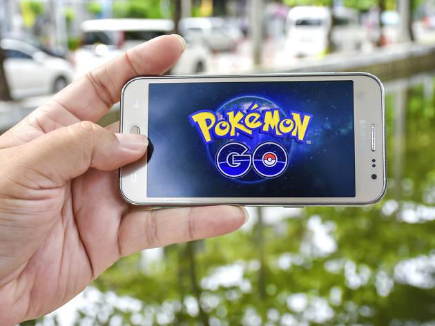 Ponerse en forma jugando a PokemonGo