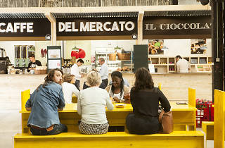 La dolce eater: there's a new Italian market in Elephant & Castle