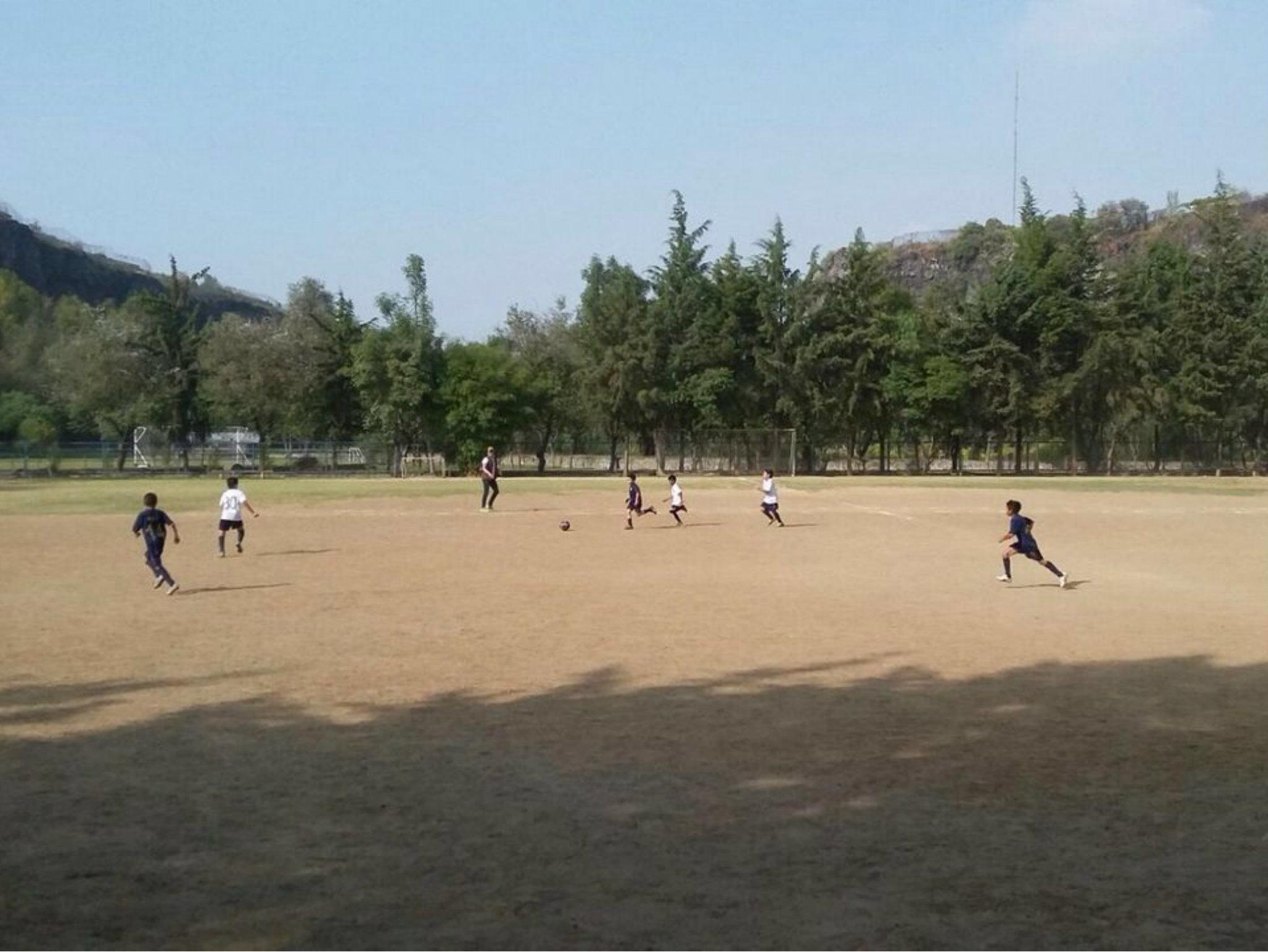 Escuela de futbol de Pumas