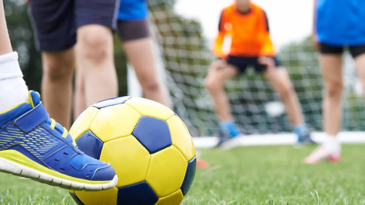 Escuela de futbol de Cruz Azul