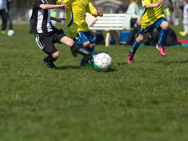 Escuelas de futbol para niños