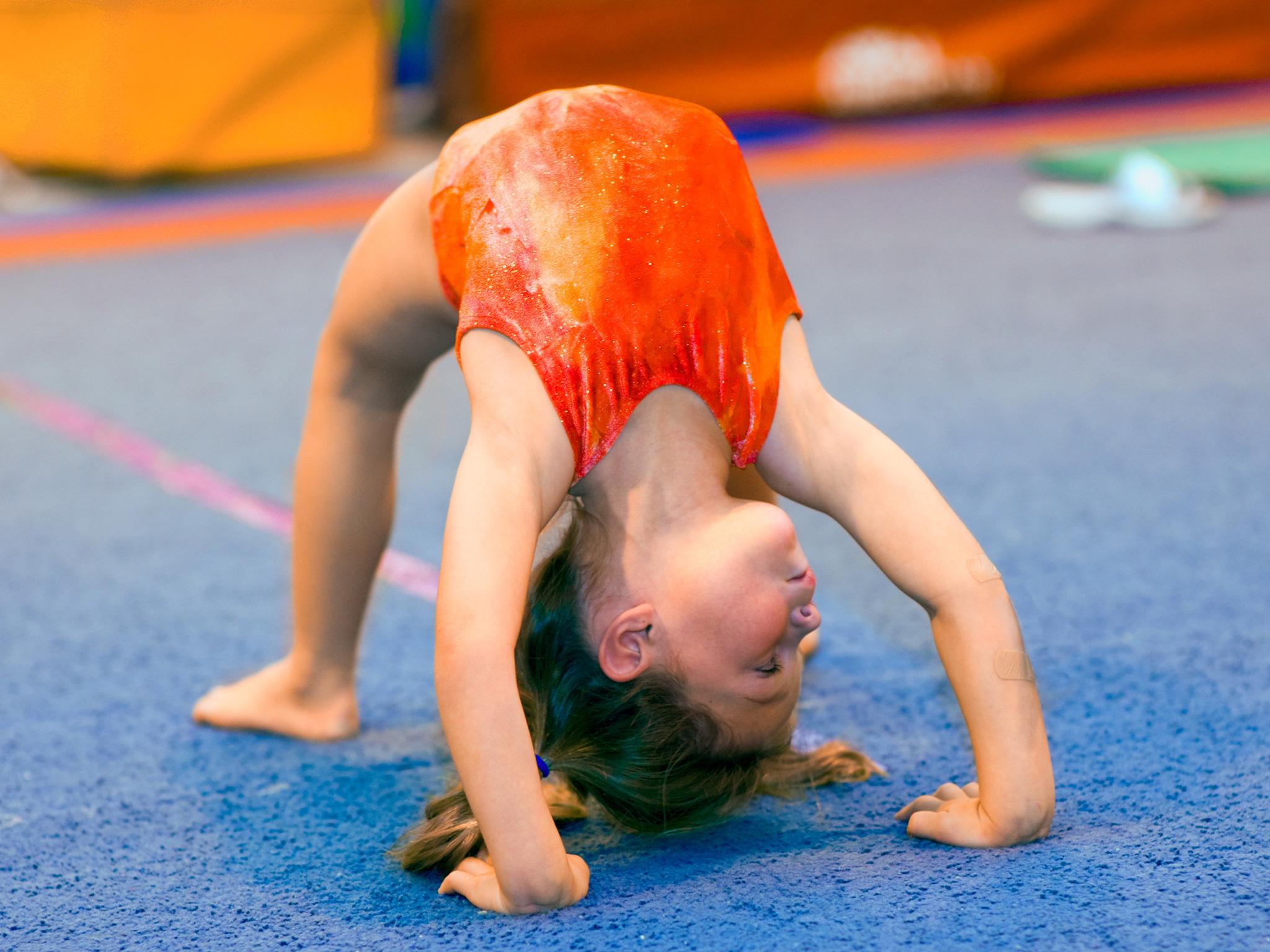 Gimnasio Jahns con clases de gimnasia para niños