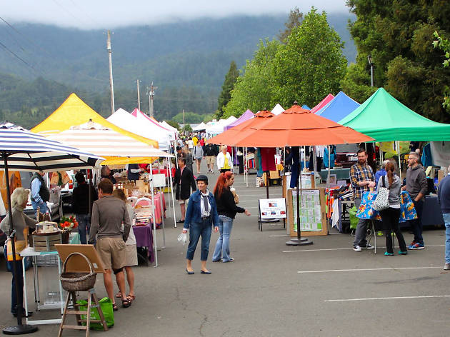 St. Helena Farmers' Market