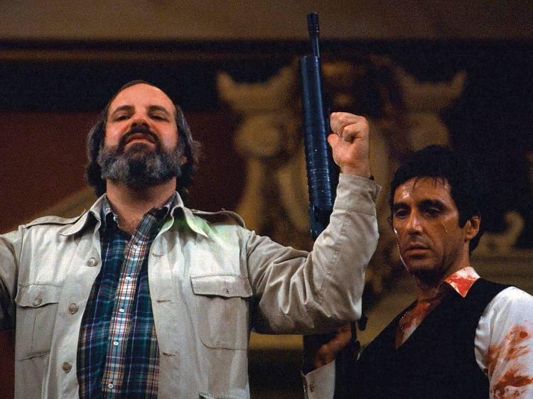 Hollywood iconoclast Brian De Palma in focus