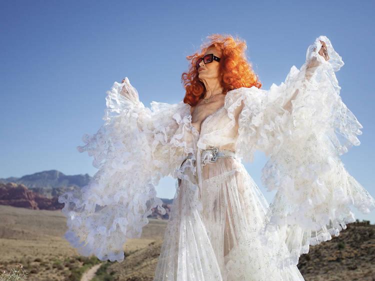 Burlesque legend Tempest Storm bares all