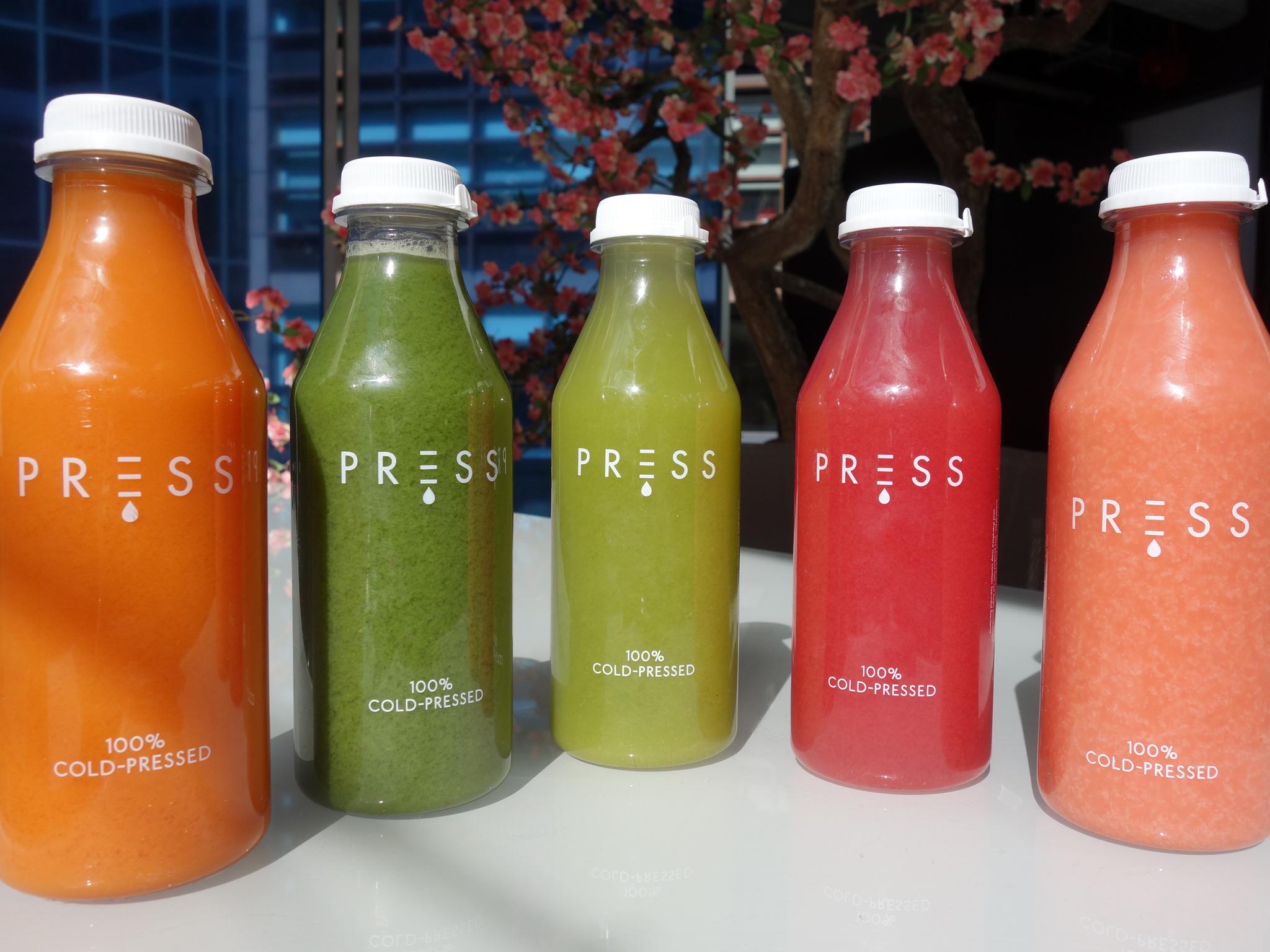 London's best juice bars, Press Juice Bar