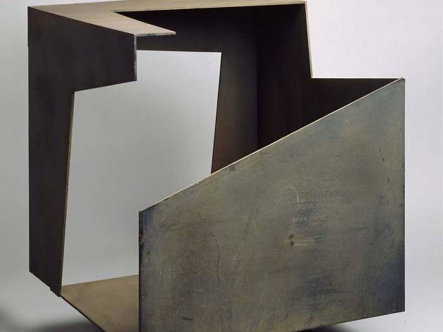 Jorge Oteiza. Caja Vacía