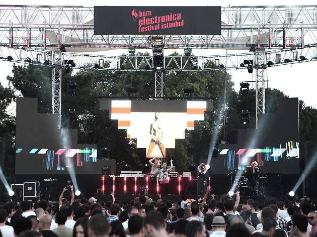 Burn Electronica Festival Istanbul 2016