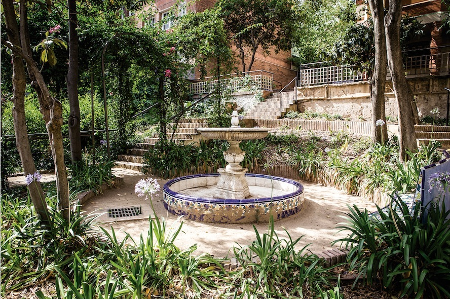 Jardins de Portolà