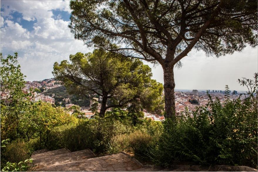 A l'ombra d'edificis i jardins singulars