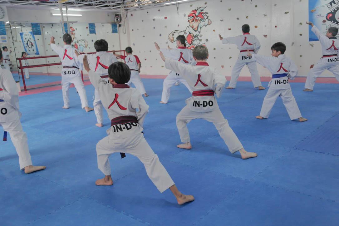 Deportes olímpicos para niños