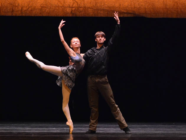 Gala de estrellas de ballet Elisa Carrillo y sus amigos