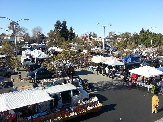 Berkeley Flea Market