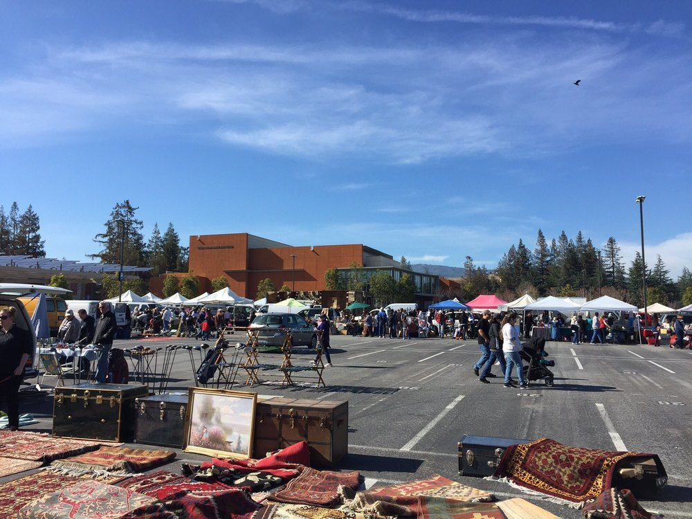 Image result for De Anza College Flea Market – San Jose, CA