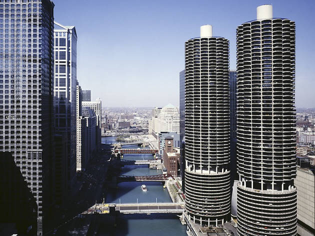 Marina Towers, 290 N State St