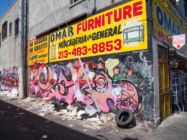 Los Angeles graffiti