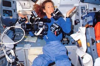 Marsha Ivins US astronaut
