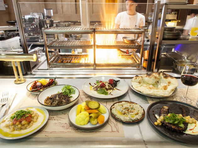 Amazing Londons Best Restaurants 100 Restaurants To Change Your Life Interior Design Ideas Tzicisoteloinfo
