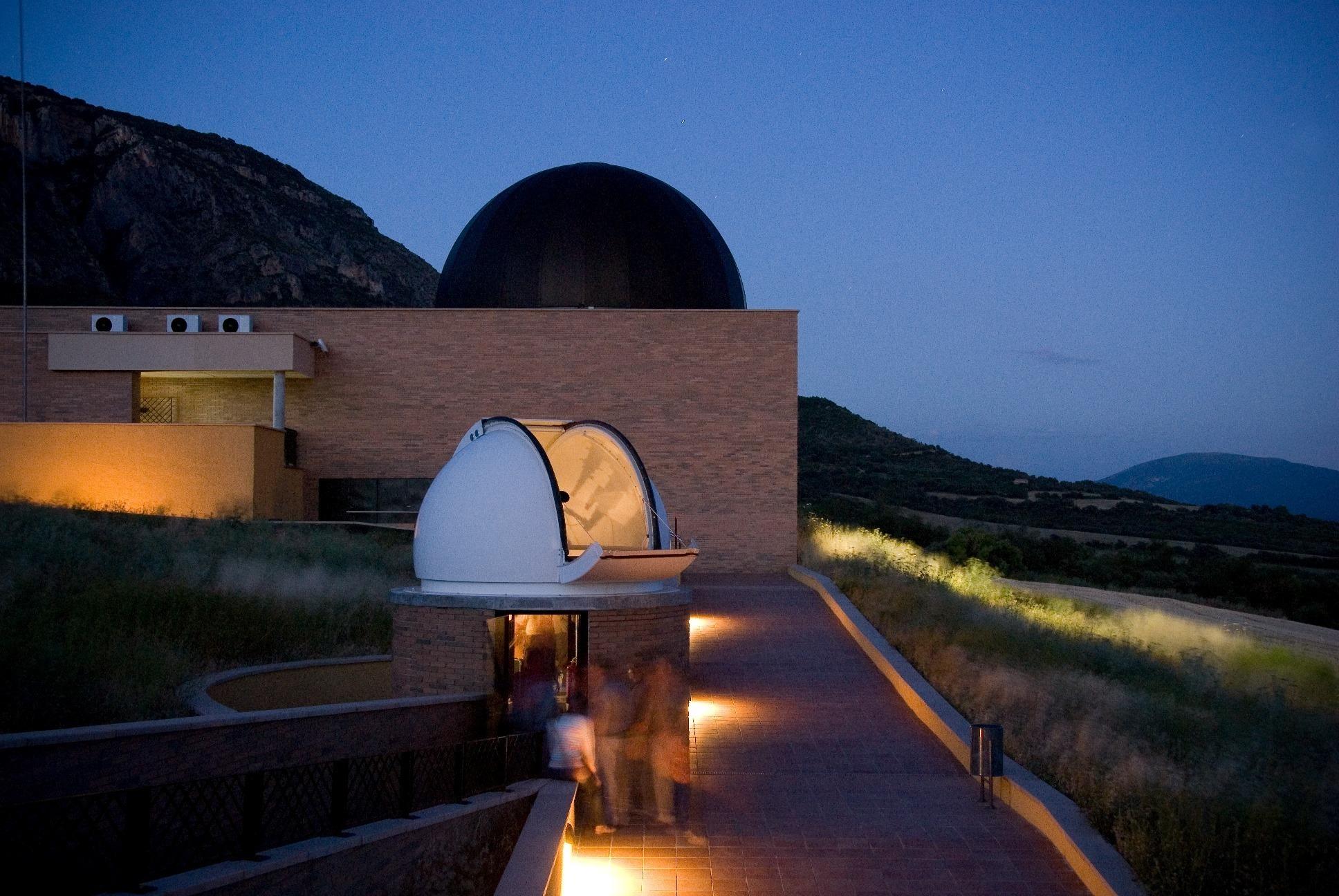 Parc Astronòmic de Montsec