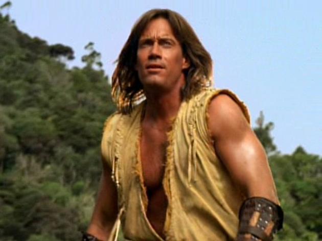 Hércules: Sus viajes legendarios