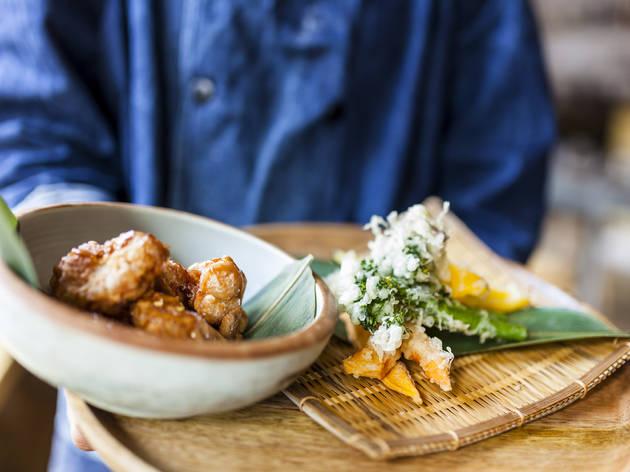 100 best restaurants in london, uchi