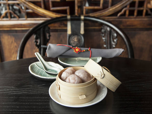 100 best restaurants in London, hutong