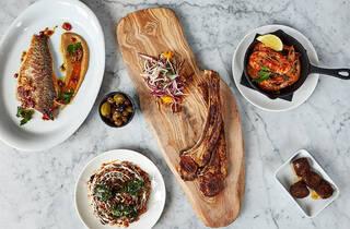 100 best restaurants in london, oklava