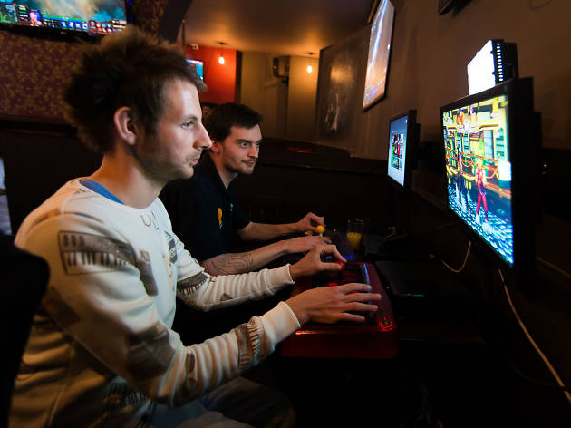 Stag do ideas: video games