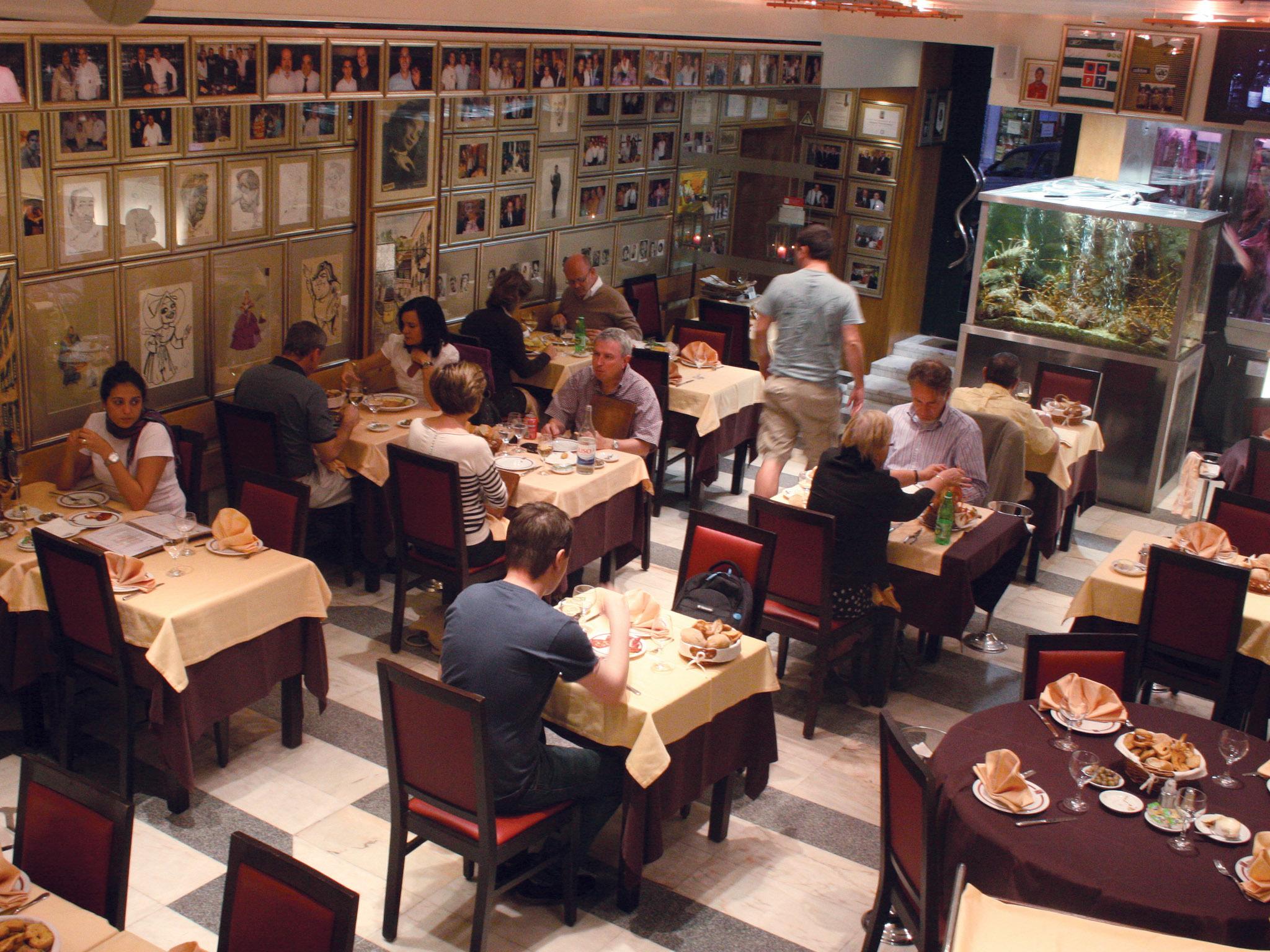 Restaurante Solar dos Presuntos