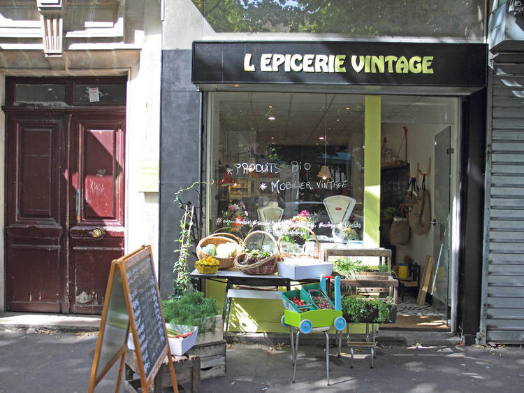 L'Epicerie Vintage