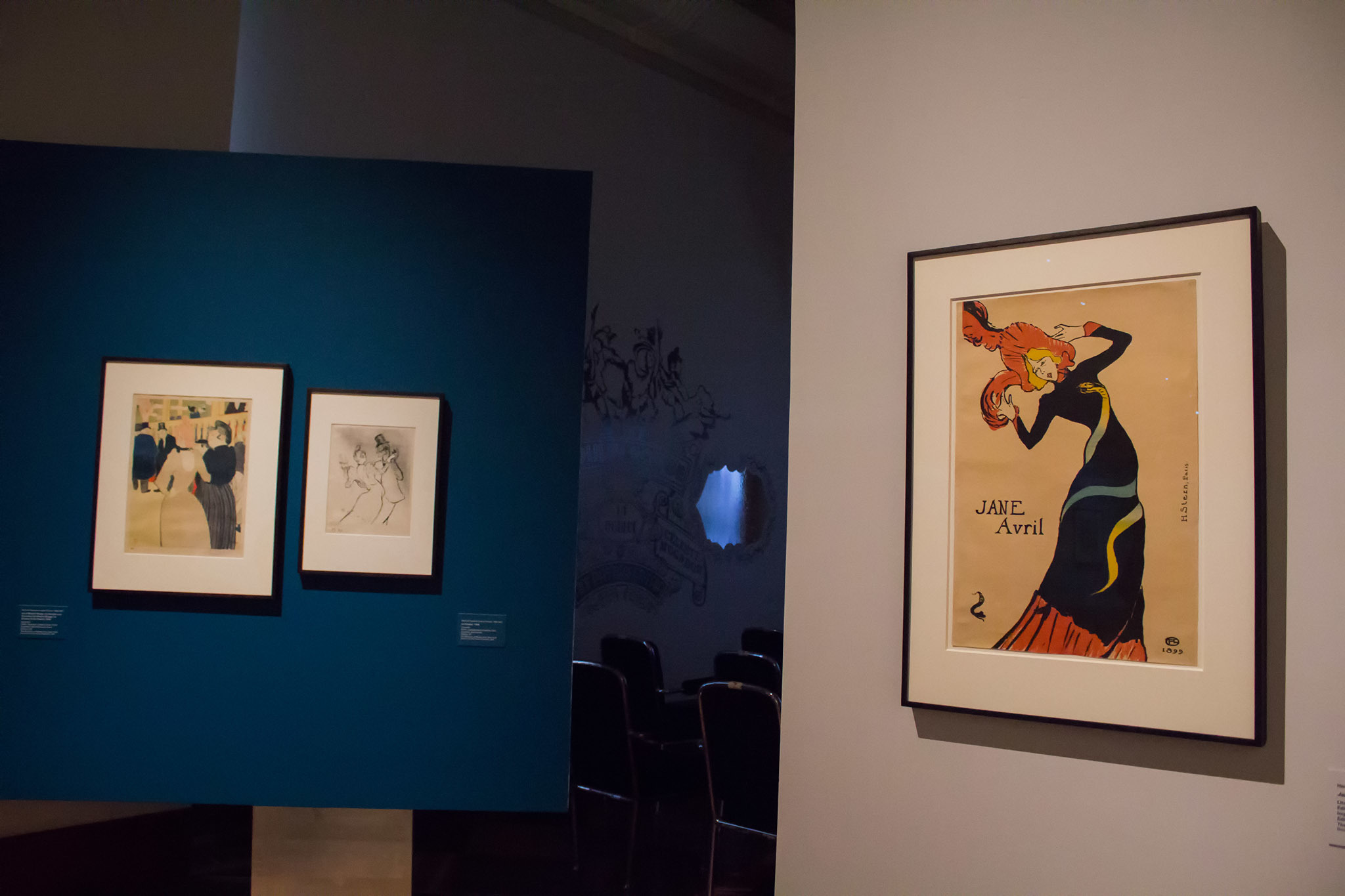 El París de Toulouse-Lautrec. Impresos y carteles del MoMA