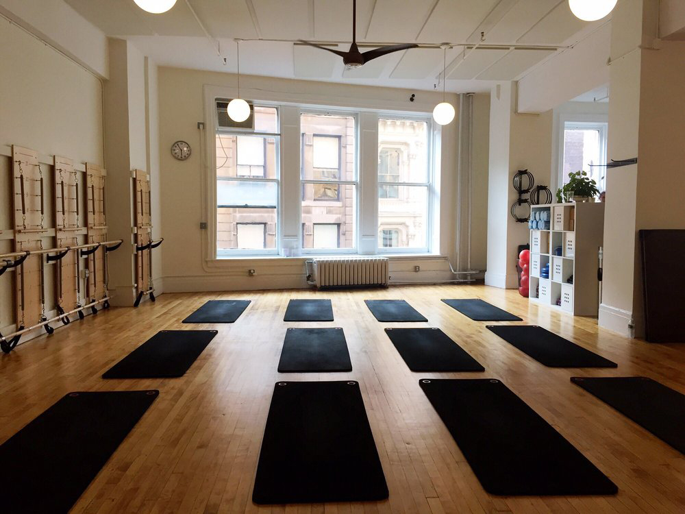 Core Pilates NYC