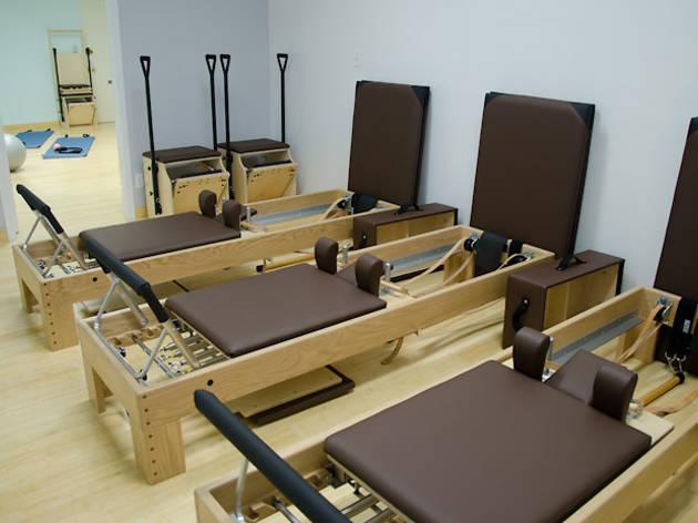21 Pilates