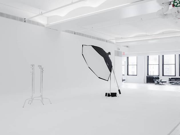 It's free to rent this new giant photo studio in NYC