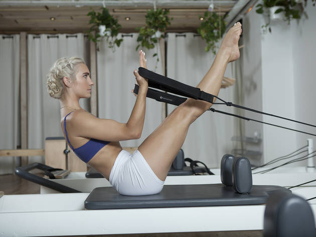 The best studios for pilates in NYC
