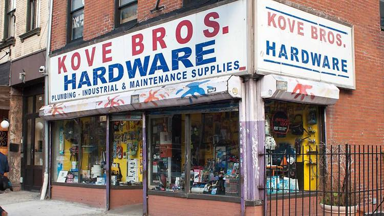 Kove Brothers Hardware