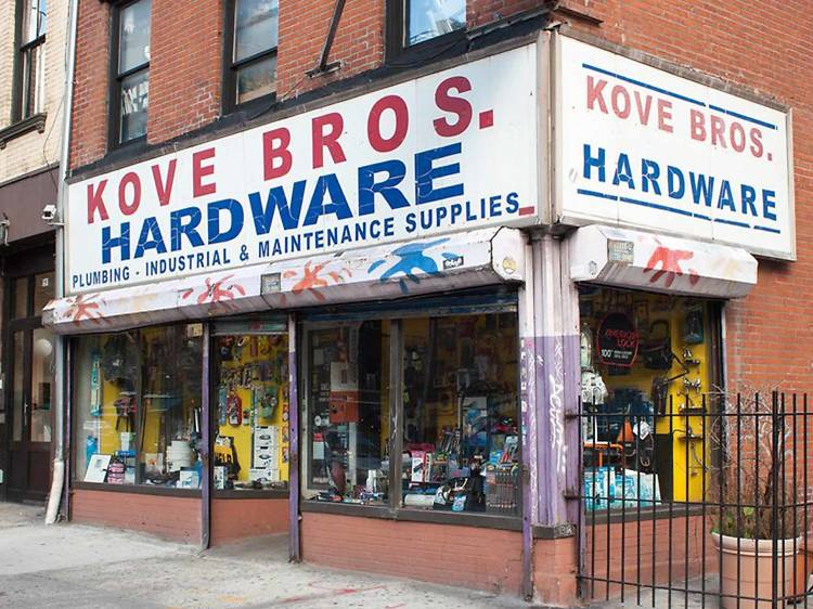 Check out the best hardware stores in NYC