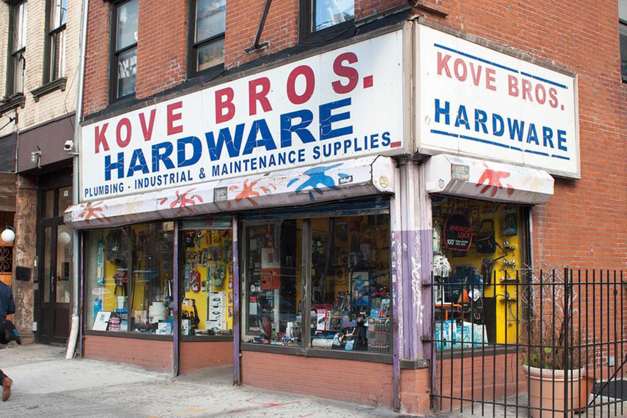 Kove Brothers Hardware