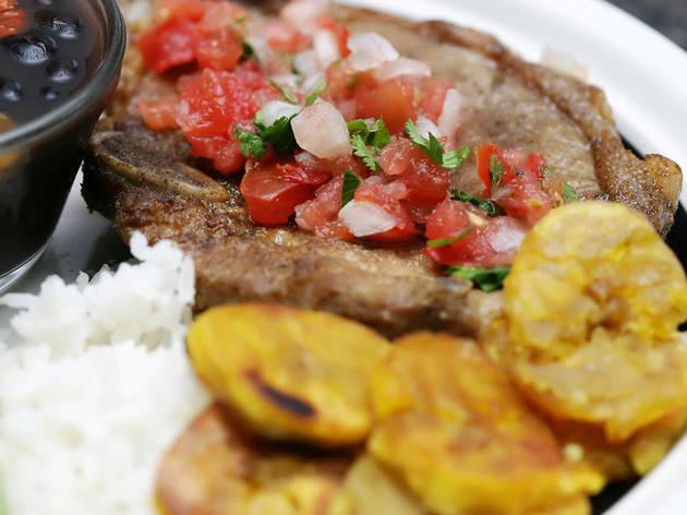 Cuban food