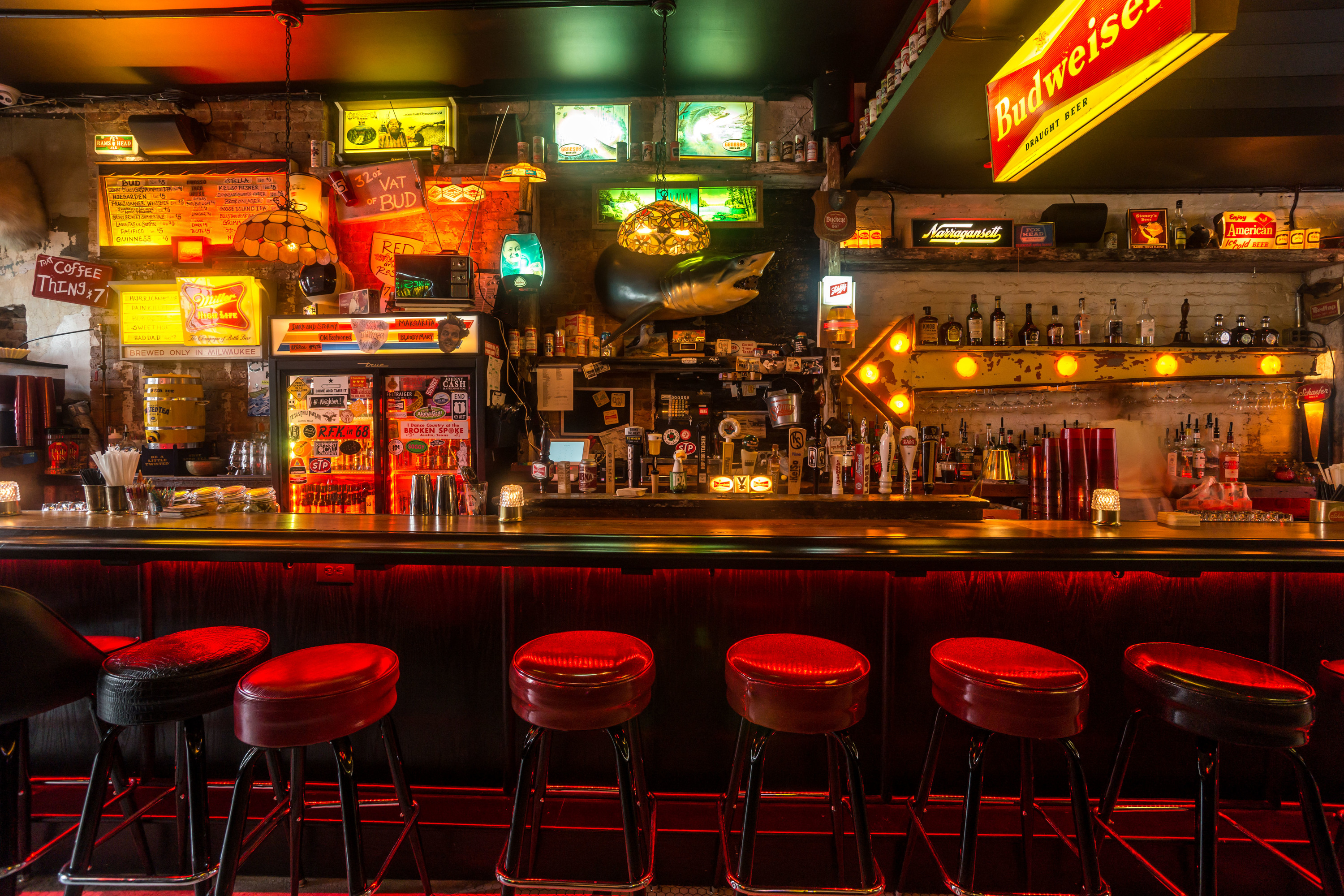 Michelin Rated Do Or Dine Is Now A Grungy Bed Stuy Dive Bar