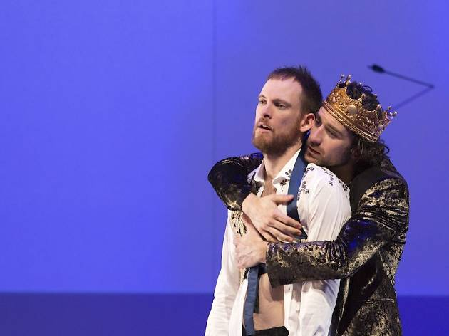 Edward II Paul Ashcroft Johnny Carr