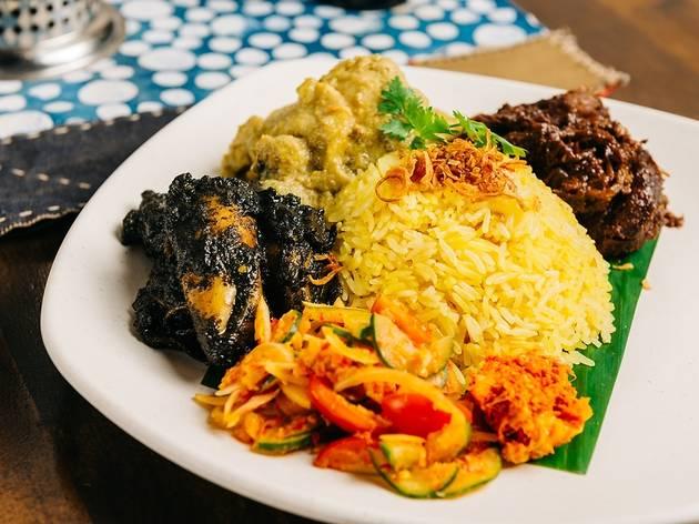 Best Mod-Sin restaurants in Singapore