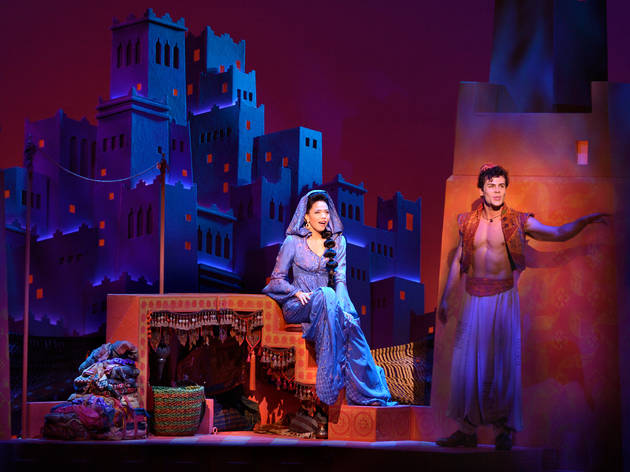 Disney's Aladdin 2016 Sydney 3 (Photograph: Deen van Meer)