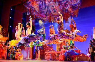 Disney's Aladdin 2016 Sydney 4 (Photograph: Deen van Meer)