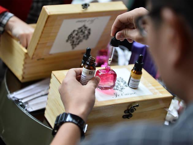 Je t'aime Perfumery