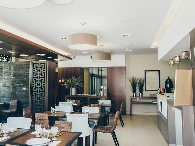 Restaurante Organic Caffe