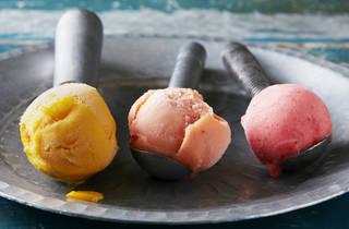 best ice cream in London, Ruby Violet